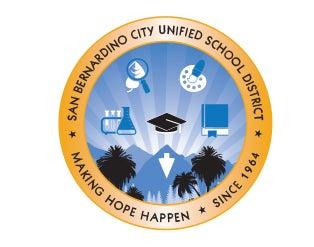 A photo of  SBCUSD logo